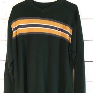 Vintage Abercrombie & Fitch Sweater AF92 Green